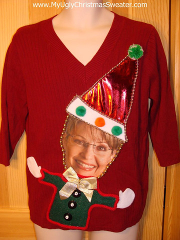 xmas jumper nightmare!