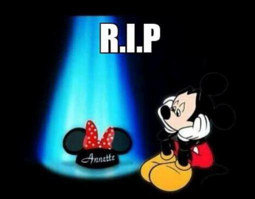 Annette n Mickey