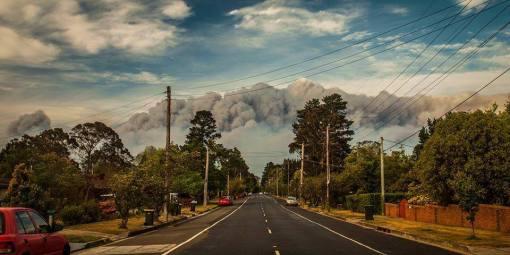 Blackheath fires
