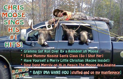 Chris Moose Carols