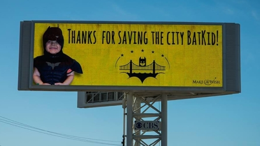 thanks batkid