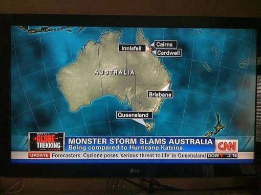 CNN 2015 Qld in tasmania