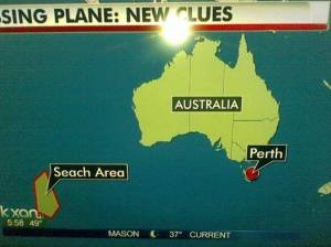 Perth is not in Tasmania