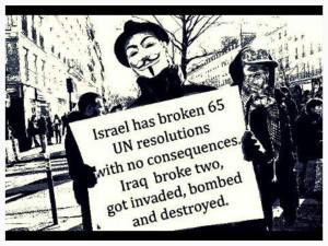 Netanyahu - Anonymous