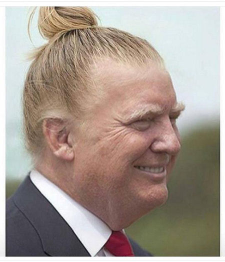 Trump Bun
