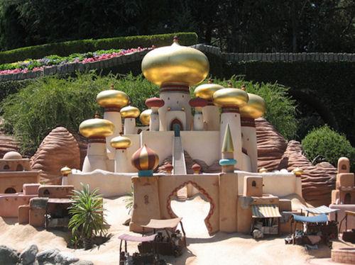 Agrabah - Disneyland