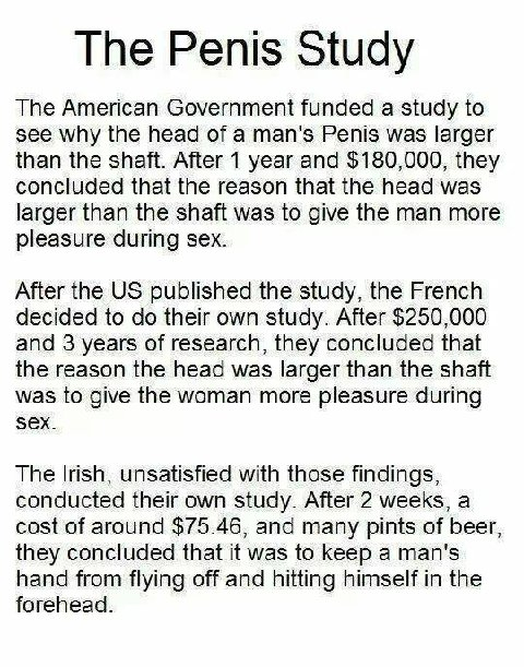 The Penis Study